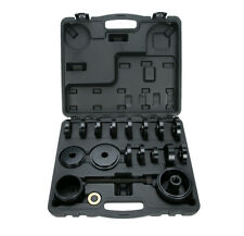 Front Wheel Drive Bearing Press Kit Puller Pulley Tool Removal Adapter Set