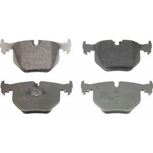 Disc Brake Pad Set-ThermoQuiet Disc Brake Pad Rear Wagner MX548
