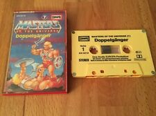 MC EUROPA Hörspiel He-Man Masters of the Universe Folge 7 *Doppelgänger* 1A-Top.