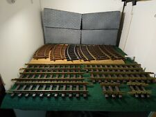 Lgb Lionel Bachmann And Aristacraft Track Lot  G Scale Used