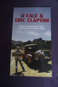 PLAN MEDIA J J CALE ERIC CLAPTON 25/14