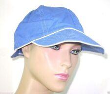 Chapeaux bleus pour femme, en 100% coton