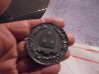 Ancienne Médaille aux Armoiries & Blason de la Ville de Toulon sur Arroux
