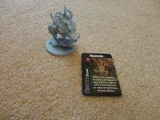 Blood Rage Board Game: Hildisvini Kickstarter Exclusive monster + card. new