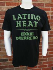 WWE EDDIE GUERRERO LATINO HEAT VINTAGE OFFICIAL MERCHANDISE MEN'S T SHIRT SZ XL