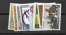 1979 MNH Greece, Mi 1378-86