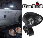 Char-Broil LED Grill Light Clips on Handle BBQ Swivels 10 Bright LED Lights NEW!