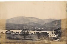 Albumen print original photograph  Coniston head 1880 FPP2