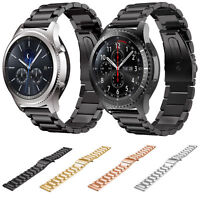 22mm Luxury Stainless Steel Watch Band For Moto 360 2nd Gen Man 42mm or 46mm