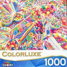 Colorluxe - Candy Buffet 1000 Piece Jigsaw Puzzle