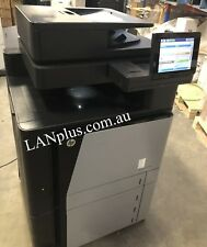 HP LaserJet Enterprise flow M880z Color Laser A3 A4 MFP Printer RRP $9500 A3W75A