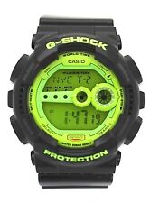 CASIO G-SHOCK X-LARGE Black WATCH GD100SC-1 BRAND NEW ORIGINAL BOX