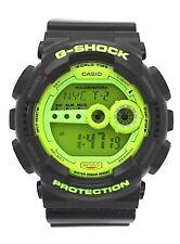 CASIO G-SHOCK X-LARGE Black WATCH GD100SC-1 BRAND NEW ORIGINAL BOX