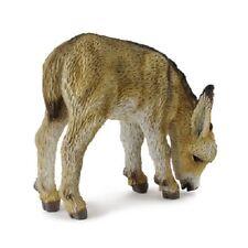 CollectA 88408 DONKEY FOAL GRAZING 5cm Long 4.5cm Tall Miniature Figure