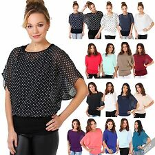 Boat Neck Party Stretch Blouses for Women