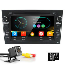"7"" Touch Screen Navigation Car DVD Player GPS Stereo Radio Bluetooth HD For OPEL"