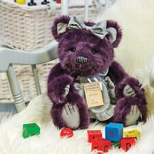 Silver Tag Bears  Alice Collection 7  Limited Edition Bear by Suki