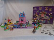 Disney World Magic Kingdom Bluebird Castle Princess Polly Pocket with Instructio