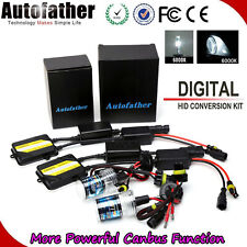 H7 XENON HID CONVERSION KIT HEADLIGHTS AC CANBUS NO FLICKER FOR Audi A2 A3 A4 A6