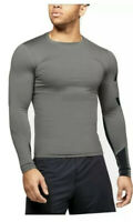 Under Armour HeatGear Compression Men's Long Sleeve Shirt Size 2XL XXL New M115