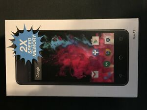 BLACK FRIDAY NOW! BRAND NEW NUU LARGE SCREEN UNLOCKED T-MOBILE W/BOX&ACCESSORIES
