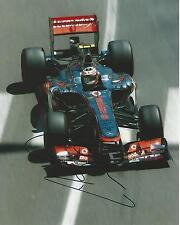 Jenson Button signed 10x8 Image C photo UACC Registered dealer