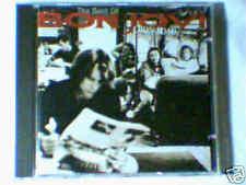 BON JOVI Crossroad the best of cd FRANCE Cross road