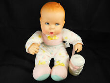 Vintage Toy Biz Gerber Doll with Baby Bottle 1997