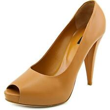 High (3 in. and Up) Leather Bally Shoes for Women