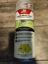 Mission Enduracool Cooling Towel Lime New