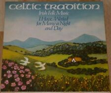 CELTIC TRADITION - I Have Waited For Many A Night And Day  LP mit Autogrammen