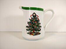 """Vintage George Briard """"Yule Tide"""" Creamer Christmas"""