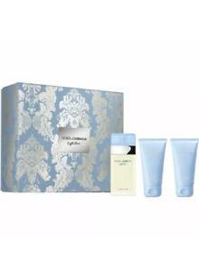 Dolce and Gabbana Blue 50ml Gift Set