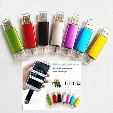 16GB 32GB Micro USB 2.0 Flash Drive Stick U Disk for OTG Smart phone Tablet PC