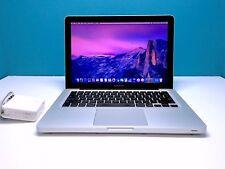 "VALUE Apple MacBook Pro 13"" / Intel 2.26GHz 4GB RAM / HUGE 500GB HDD / Warranty!"