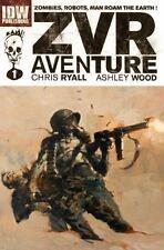 Zombies vs Robots Aventure HC, Wood, Ashley, Hernandez, Gabriel, McCaffrey, Paul