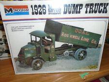 1926 mack dump truck old stock new in box