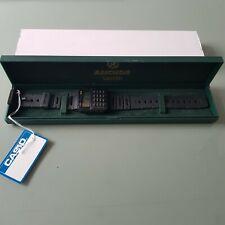 Vintage NOS Casio CA-53W-1ZNDigital Calculator Watch.