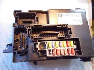 Vauxhall Meriva B Fuse Box BCM Body Control Module 13410470 FP