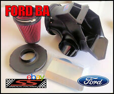 FORD BA BOSS, XR8 GT and GTP V8 - SS INDUCTIONS GROWLER COLD AIR INDUCTION KIT