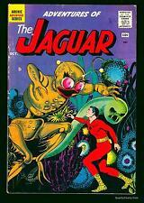 Adventures of the Jaguar #2 VG/FN 5.0 White