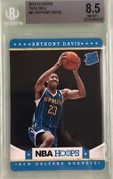 Anthony Davis 2012-13 Panini Hoops Taco Bell Rated Rookie BGS 8.5