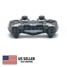 Wireless Controller Compatible With PS4 PlayStation 4 PC MAC Steel Black