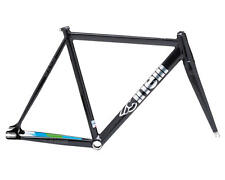 CN6633 Cinelli MASH Histogram Aluminum/Carbon Track Frameset (Black) (59cm)