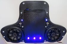YAMAHA DRIVE GOLF CART OVERHEAD CONSOLE STEREO RADIO  ROOF MOUNT KICKER SPEAKERS