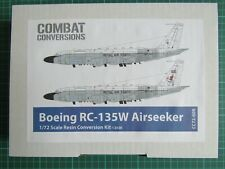 Combat Conversions Boeing RC-135W Airseeker resin conversion kit 1/72 scale