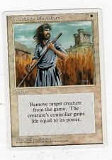 Swords to Plowshares - 4th Edition Series - 1995 - Magic the Gathering