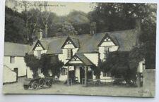 Mold, Old Loggerheads Inn postcard