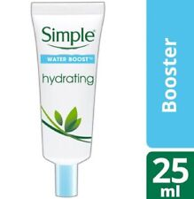Simple Water Boost Hydrating Booster 25ml-Instant moisture to thirsty skin