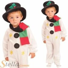 Disfraces de poliéster, navidad color principal blanco